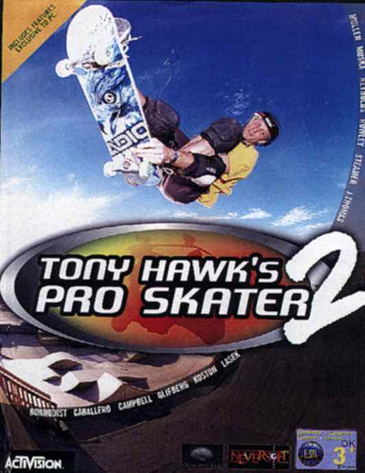 Tony Hawk's Pro Skater 2 para pc