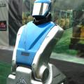 Llegó a Colombia un nuevo vigilante, ahora es un robot