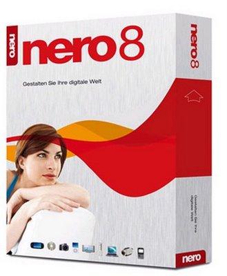 Nero v.8.1.1.0 & Keygen