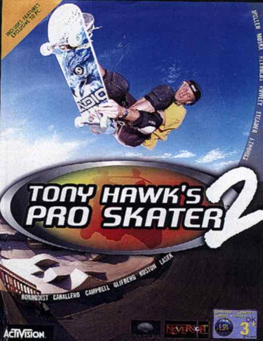 Tony Hawk's Pro Skater 2 para pc