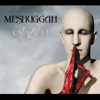 Meshuggah - Obzen 2008.