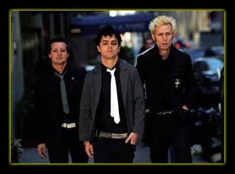 Green Day - Amsterdam 2005