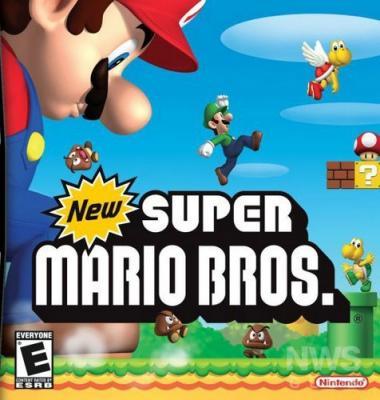 Mario Forever 2007 Portable NUEVO