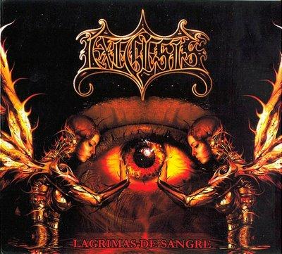 Exegesis - Lagrimas De Sangre (2007)